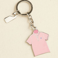 Accessories: Popped Collar Polo Key Chain - Vineyard Vines