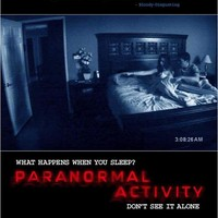 Paranormal Activity 11x17 Movie Poster (2007)