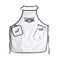 Philadelphia Eagles NFL Tailgate Apron Set