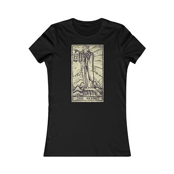The Hermit Tarot Women's Favorite Tee