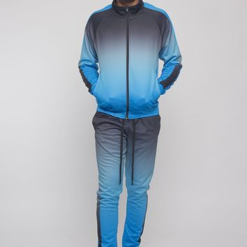 Ombre Gradient Colored Tracksuit