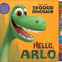 The Good Dinosaur Tabbed Board Book BRDBK