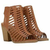 Friday Escapade Strappy Open Heels