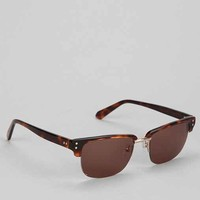 Tortoise & Blonde Atticus Sunglasses- Brown One