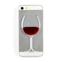 Quicksand Red Wine Shell  Mobile Phone Cases Hard Case Cover For iPhone 5 5G