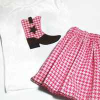 Toddler Girl Clothing - Cowgirl Outfit - Girls Western Wear - Cowgirl Boot Outfit