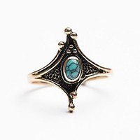 Tiger Mountain Womens Sorceress Ring - Gold