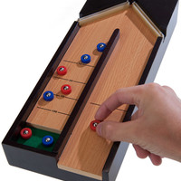 Executive Desktop Shuffleboard Game