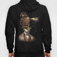 The Projectionist (sepia option) Hoody by Eric Fan | Society6