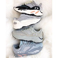 ADIDAS YEEZY 700 V2 Tide brand retro fashion casual old shoes sneakers