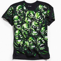 Skull Pile Tee | Urban Outfitters