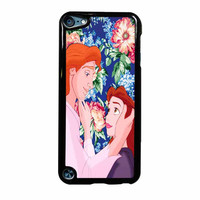 Beauty And The Beast Floral iPod Touch 5th Generation Case