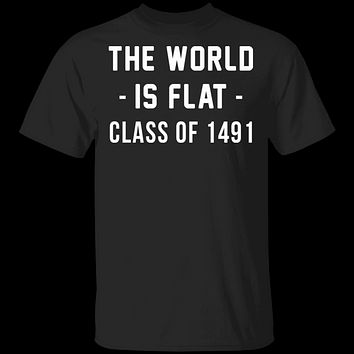 The World Is Flat T-Shirt