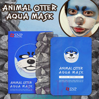 SNP Animal Otter Aqua Mask  (exp.date 10/19)