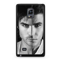 Vampire Diaries Stefan Damon Salvatore Samsung Galaxy Note Edge case