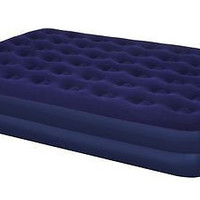 Park Avenue Collection Double Queen Air Mattress with Electric Air Pump