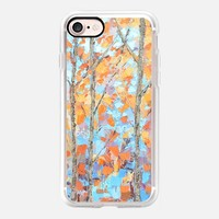 Green Mountain Sugar Maple iPhone 7 Case by Ann Marie Coolick | Casetify