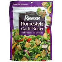 Reese Homestyle Garlic Bt Crouton (12x5oz)