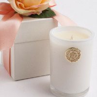 Orange Blossom | Flower Box Candle