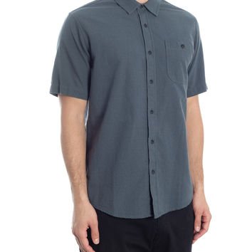 Canyon Short Sleeve Shirt - Dark Grey