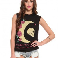 Beautiful Things Muscle Tank - Clothes   GYPSY WARRIOR