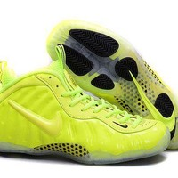 DCCKL8A Jacklish Nike Air Foamposite Pro Volt-black In Girls Size For Sale