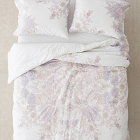Analise Floral Medallion Comforter Snooze Set   Urban Outfitters