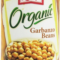 Libby's Organic Garbanzo Beans, 15-Ounces Cans (Pack of 12)