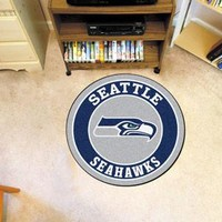 Seattle Seahawks Roundel Mat