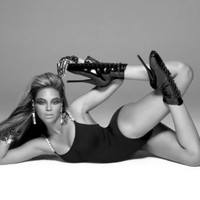 SD8907 Beyonce Knowles Hot BW Sexy Singer 24x18 Print POSTER
