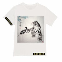 T-Shirt - Quiet Awareness TiGER