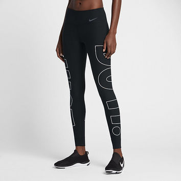 The Nike Power Legend Women's Training Tights.