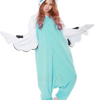 Kigurumi Shop | Blue Budgie Kigurumi - Animal Onesuits & Animal Pajamas by Sazac