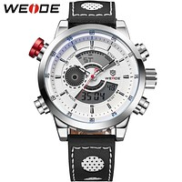 New Men Fashion Wristwatches Luxury Famous Men's Leather Strap Watch Sports Watches With High Quality Waterproof