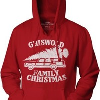 National Lampoon's Christmas Vacation Griswold Family Xmas Mens Hoodie
