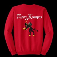 MERRY KRAMPUS | UGLY SWEATER