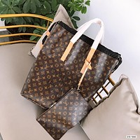 LV Louis Vuitton Women Shoulder Bag Soft Leather TopHandle Bags Ladies Tote Handbag Designer Handbags