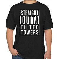 Straight Outta Tilted Towers Fortnite T Shirt