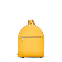 STURDY BACKPACK WITH ZIPS