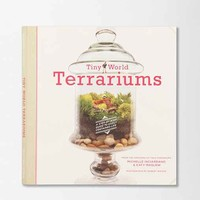 Tiny World Terrariums By Michelle Inciarrano & Katy Maslow- Assorted One