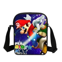 Super Mario party nes switch VEEVANV New  Prints Small School Handbags Designer Boys Messenger Bags Cartoon Girls Shoulder Crossbody Purse Fashion AT_80_8