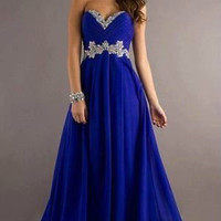 Women's Prom dress Evening Formal Party Ballgown Bridesmaid dress 6-18 In Stock