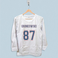 Long Sleeve T-shirt - Rob Gronkowski
