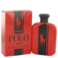 Polo Red Intense by Ralph Lauren Eau De Parfum Spray 4.2 oz