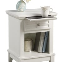 You should see this Arts & Crafts 1 Drawer Nightstand in White on Daily Sales!