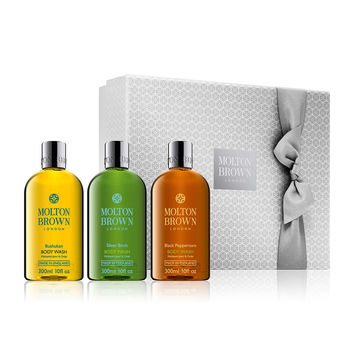 Signature Washes Gift Set for Him ($90 Value) - Molton Brown