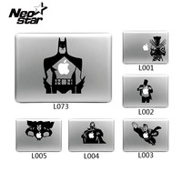 Batman Laptop Skin For Mac Vinyl Laptop Sticker For Apple Macbook Air 13 inch Protective Sticker Decal Cover Free shipping