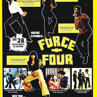 Force Four by OBEY ZOMBIE