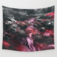 Dont go where you dont belong Wall Tapestry by HappyMelvin
