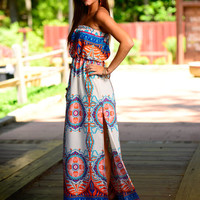 On Fire Maxi, Ivory